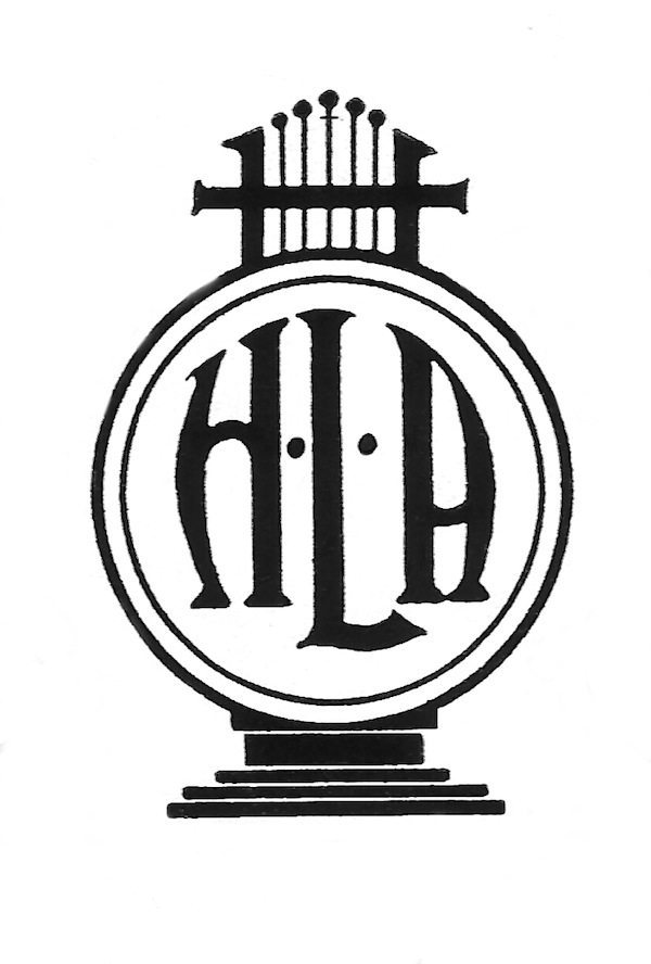 Harry L. Alford logo