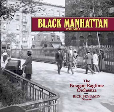Black Manhattan Volume 2 CD cover