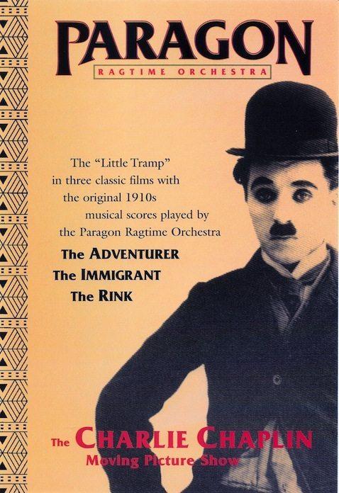 PRO Chaplin DVD cover