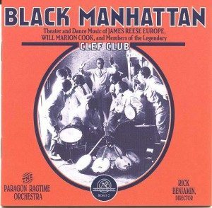 PRO - Black Manhattan Vol. 1 CD cover