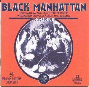 PRO - Black Manhattan Vol. 1 CD cover