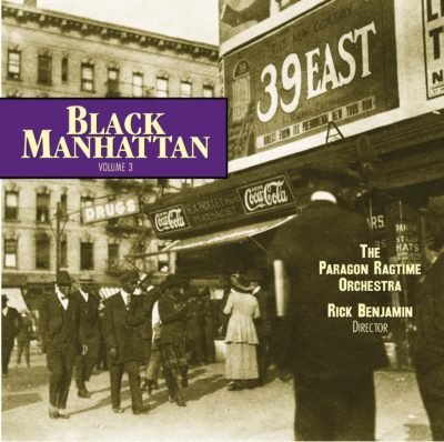 Black Manhattan Vol.3 CD cover