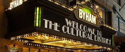 PRO plays Pittsburgh's historic Byham Theatre