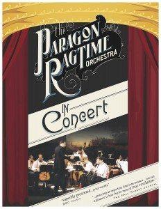PRO - Concert flyer front