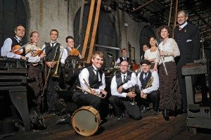 The Paragon Ragtime Orchestra, Promo Photo 2.