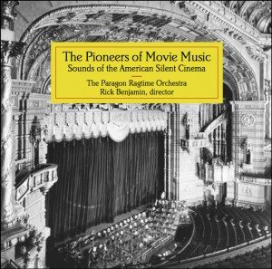 PRO - Pioneers of Movie Music CD cover