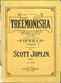The 1911 piano/vocal score of