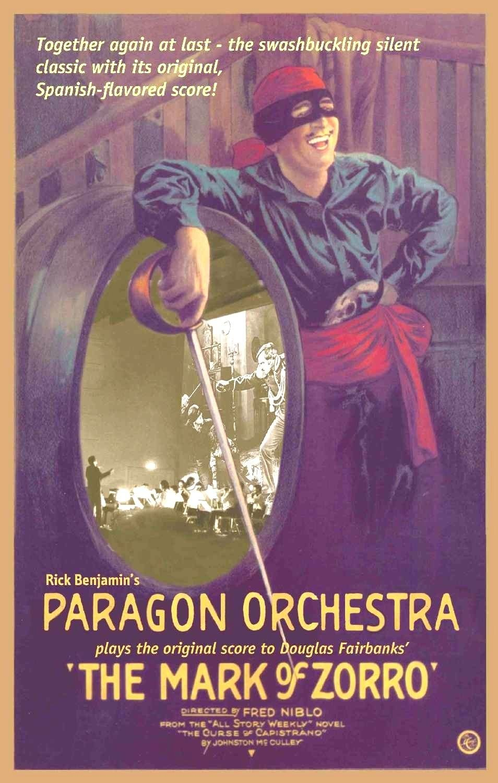 PRO Zorro DVD cover